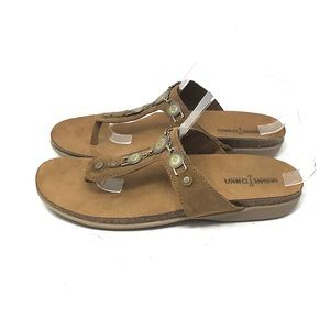Minnetonka Thong Sandals